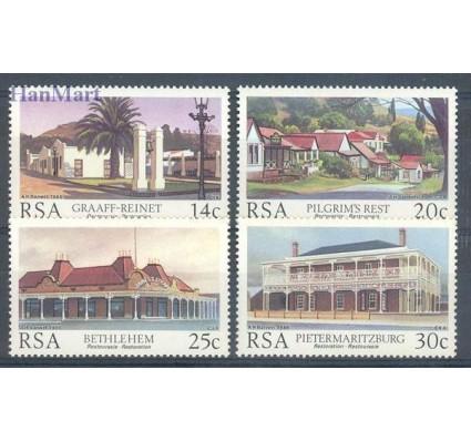 Znaczek Republika Południowej Afryki 1986 Mi 689-692 Czyste **