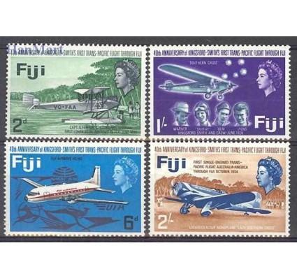 Znaczek Fidżi 1968 Mi 208-211 Czyste **