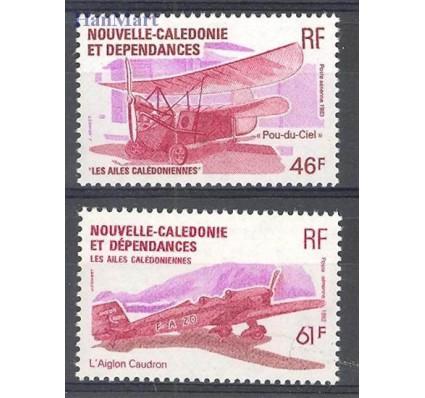 Nowa Kaledonia 1983 Mi 718-719 Czyste **