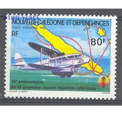 Nowa Kaledonia 1985 Mi 769 Czyste **