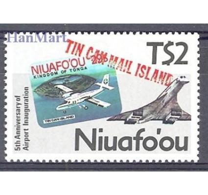 Znaczek Niuafo'ou 1988 Mi 106 Czyste **