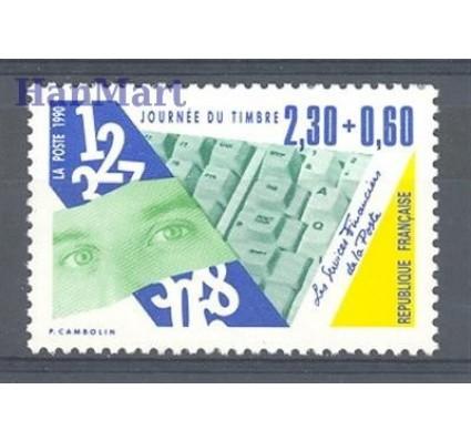 Znaczek Francja 1990 Mi 2762Cb Czyste **