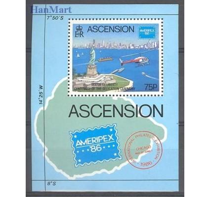 Znaczek Wyspa Wniebowstąpienia 1986 Mi bl 16 Czyste **