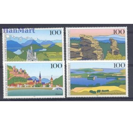 Znaczek Niemcy 1994 Mi 1742-1745 Czyste **