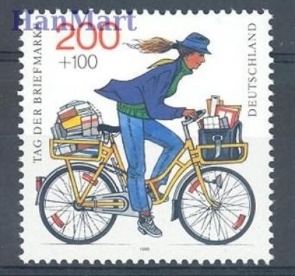Znaczek Niemcy 1995 Mi 1814 Czyste **