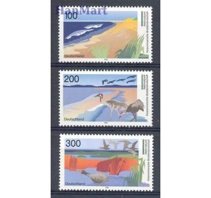 Znaczek Niemcy 1996 Mi 1871-1873 Czyste **