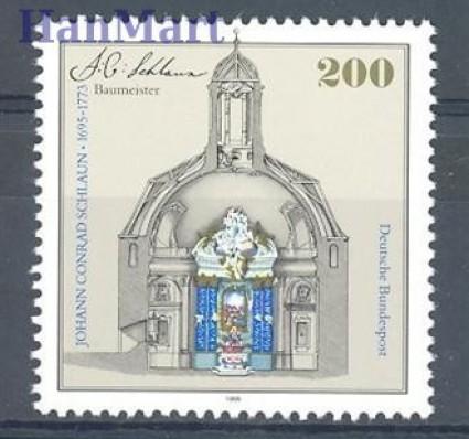 Znaczek Niemcy 1995 Mi 1787 Czyste **