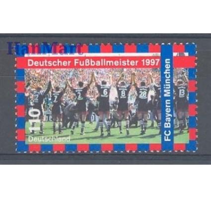 Znaczek Niemcy 1997 Mi 1958 Czyste **