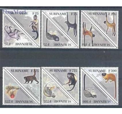 Znaczek Surinam 1997 Mi 1589-1600 Czyste **