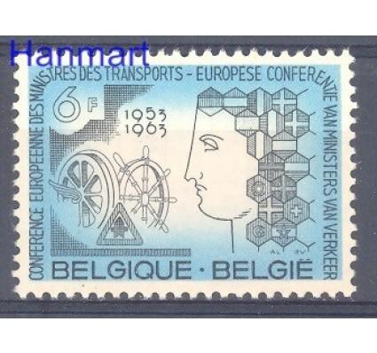 Belgia 1963 Mi 1313 Czyste **