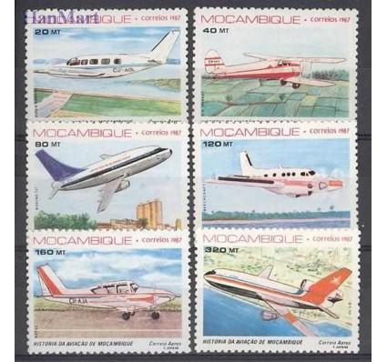 Znaczek Mozambik 1987 Mi 1105-1110 Czyste **