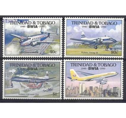 Znaczek Trynidad i Tobago 1990 Mi 604-607 Czyste **