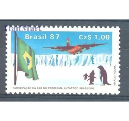 Znaczek Brazylia 1987 Mi 2207 Czyste **