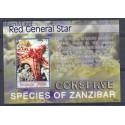 Tanzania 2006 Mi bl 600 Czyste **