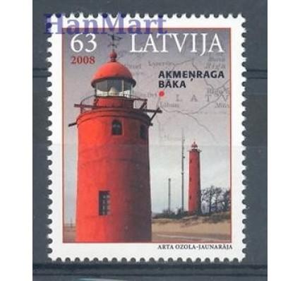 Łotwa 2008 Mi 733 Czyste **