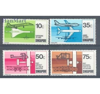 Znaczek Singapur 1978 Mi 318-321 Czyste **