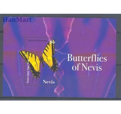 Znaczek Nevis 2007 Mi bl 270 Czyste **