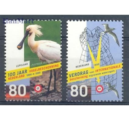 Znaczek Holandia 1999 Mi 1706-1707 Czyste **