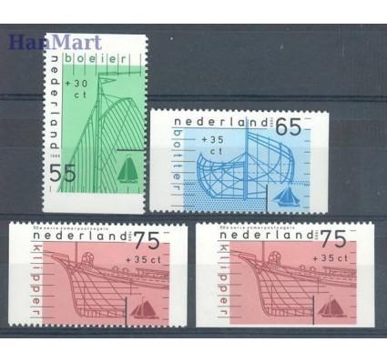Znaczek Holandia 1989 Mi 1361C+1362D+1363D+E Czyste **
