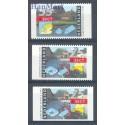 Holandia 1991 Mi 1403IIC+1405IIC+IIE Czyste **