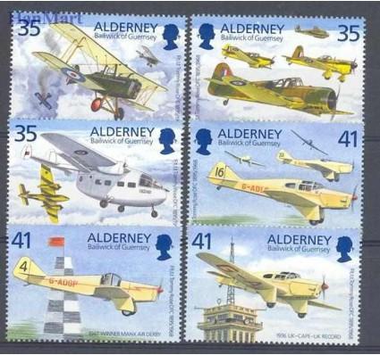 Znaczek Alderney 1995 Mi 83-88 Czyste **