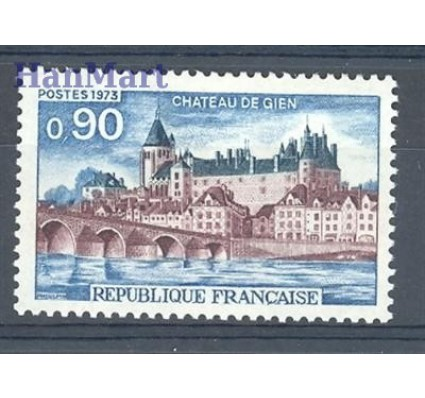 Znaczek Francja 1973 Mi 1844 Czyste **