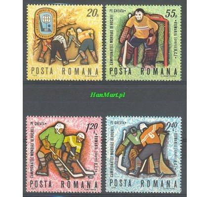 Rumunia 1970 Mi 2820-2823 Czyste **