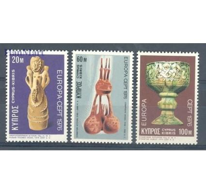 Cypr  1976 Mi 435-437 Czyste **