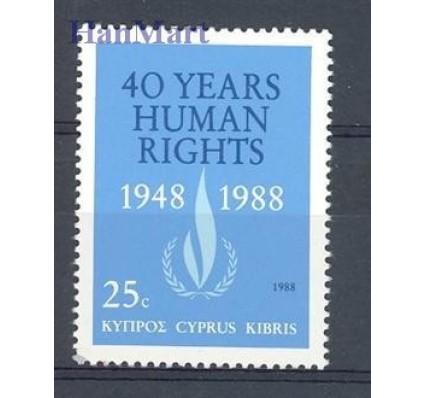 Znaczek Cypr  1988 Mi 710 Czyste **
