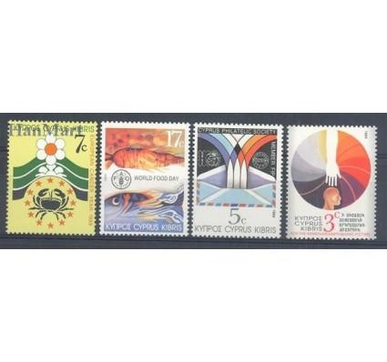 Znaczek Cypr  1989 Mi 726-729 Czyste **
