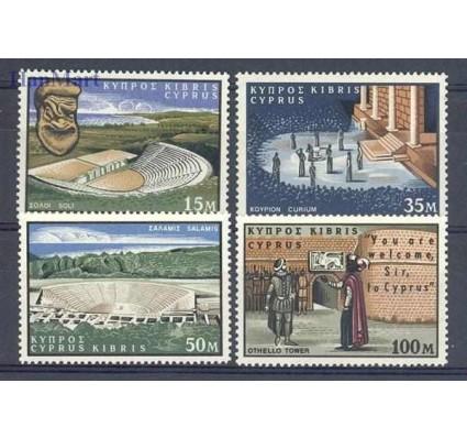 Znaczek Cypr  1964 Mi 233-236 Czyste **