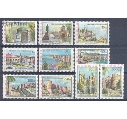 Znaczek Cypr Północny 1975 Mi 10-19 Czyste **