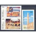 Cypr Północny 1989 Mi 246-248 Czyste **