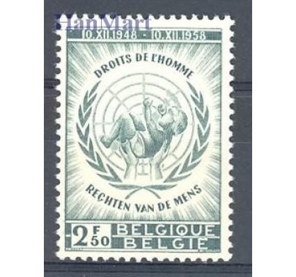 Znaczek Belgia 1958 Mi 1142 Czyste **