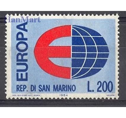 Znaczek San Marino 1964 Mi 826 Czyste **