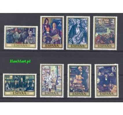Hiszpania 1972 Mi 1972-1979 Czyste **