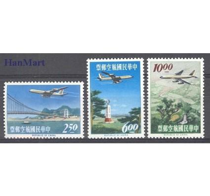 Znaczek Tajwan 1963 Mi 495-497 Czyste **