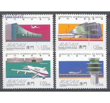 Znaczek Makau 1995 Mi 827-830 Czyste **