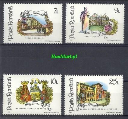 Znaczek Rumunia 1992 Mi 4844-4847 Czyste **