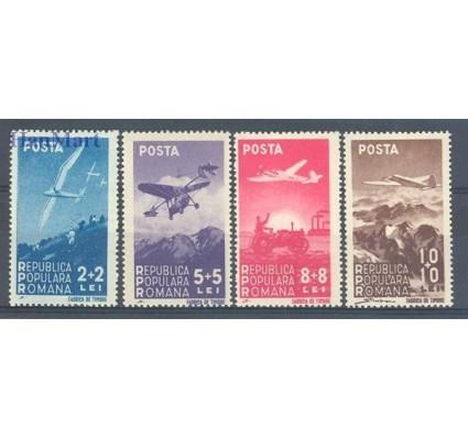 Znaczek Rumunia 1948 Mi 1145-1148 Czyste **