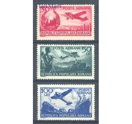 Znaczek Rumunia 1948 Mi 1162-1164 Czyste **