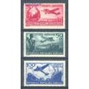 Rumunia 1948 Mi 1162-1164 Czyste **