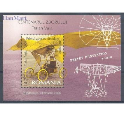 Znaczek Rumunia 2006 Mi bl 371 Czyste **