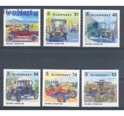 Znaczek Guernsey 2008 Mi 1207-1212 Czyste **