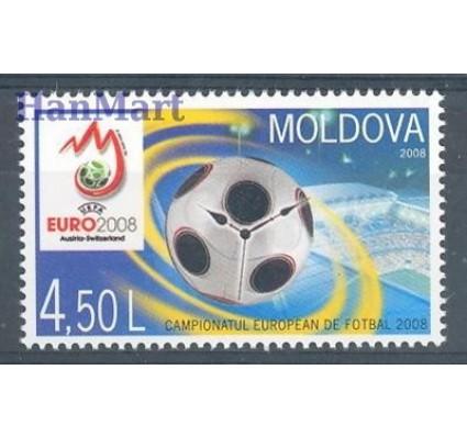 Znaczek Mołdawia 2008 Mi 615 Czyste **