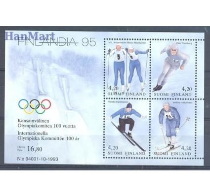 Znaczek Finlandia 1994 Mi bl 11 Czyste **