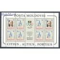 Mołdawia 1994 Mi ark 126-127 Czyste **