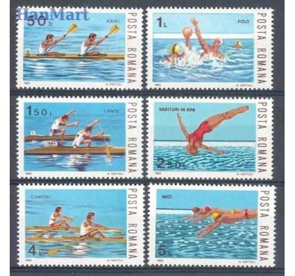 Znaczek Rumunia 1983 Mi 3972-3977 Czyste **