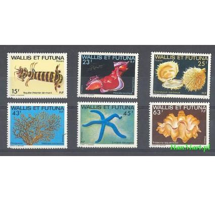 Wallis et Futuna 1979 Mi 361-366 Czyste **