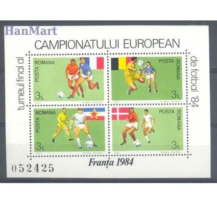 Znaczek Rumunia 1984 Mi bl 205 Czyste **